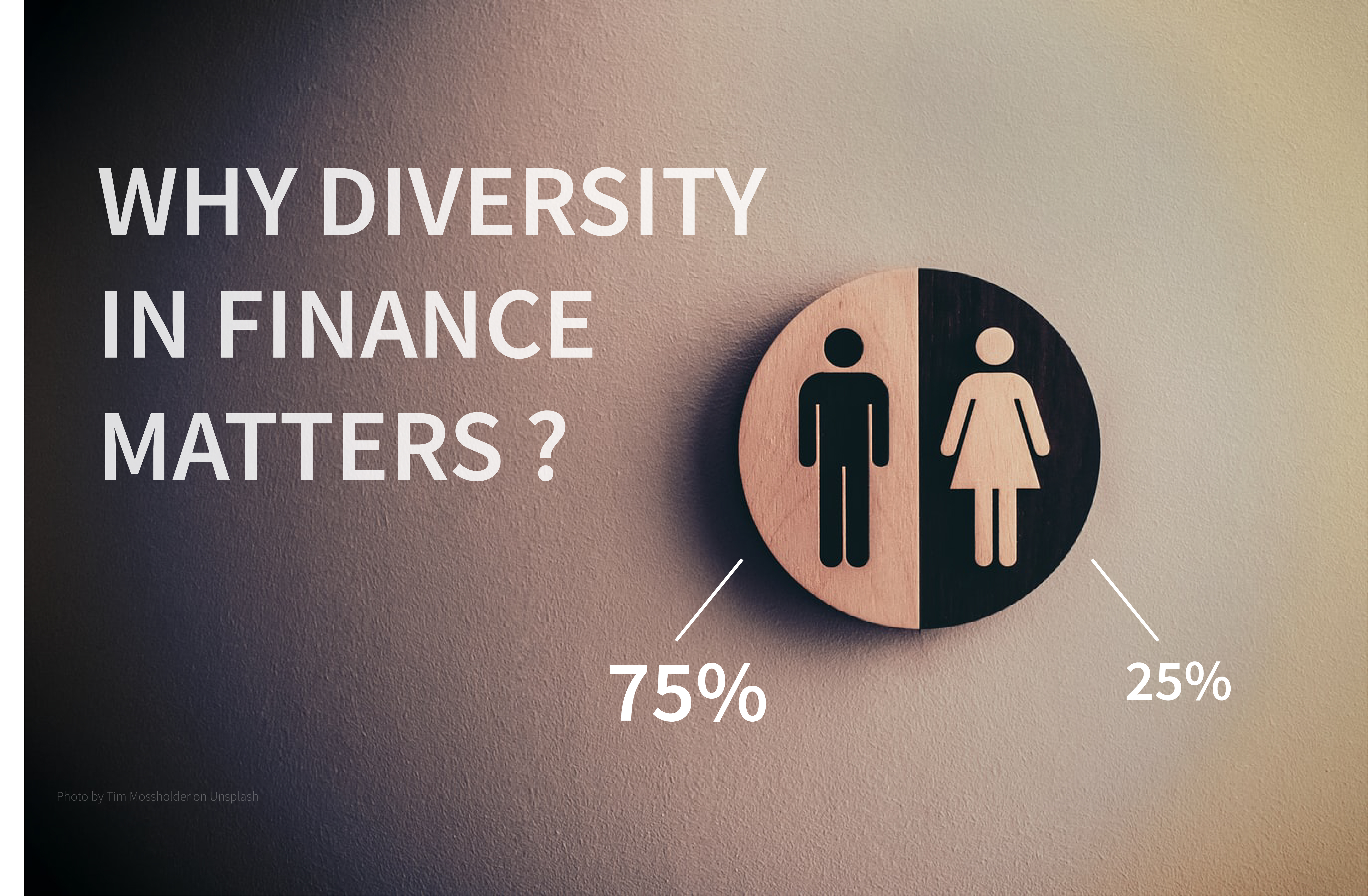 Why diversity in Finance matters ?