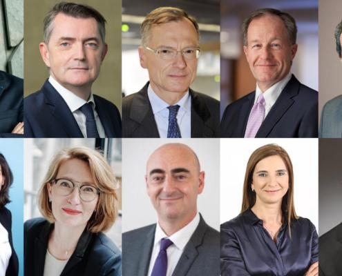 Nominations de cadres dirigeants dans le secteur financier et assurantiel