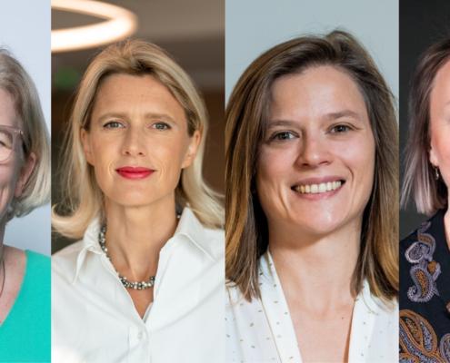 Appointments update October 2020 : Women at the Top!
