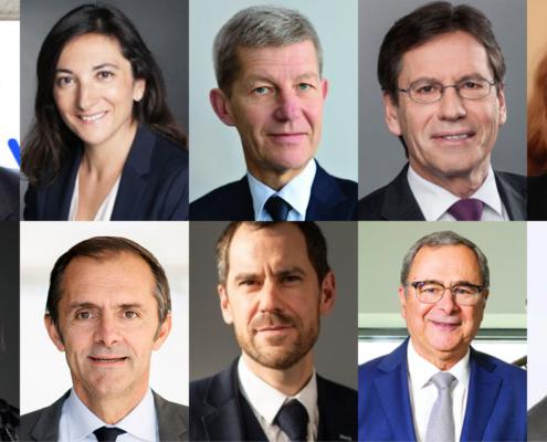 Nouvelles nominations dans le paysage assurantiel français - Octobre 2020