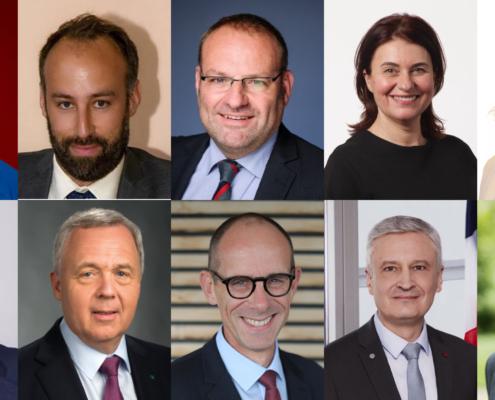 Nominations dans l'assurance en France - Janvier 2021