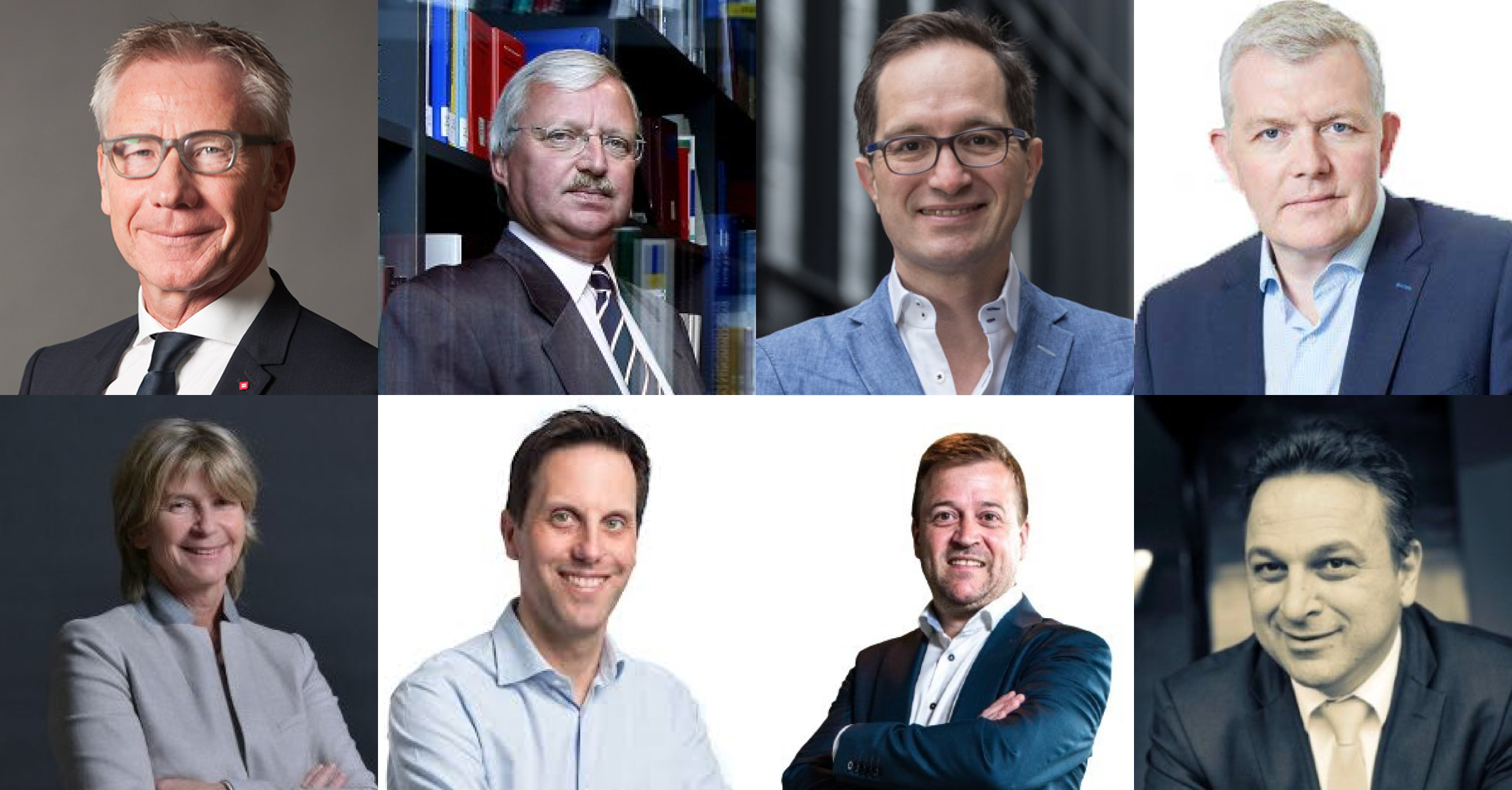 New Appointments in Belgium - January 2021