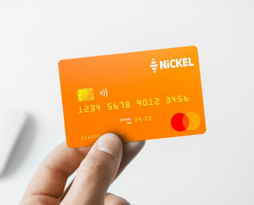 "Nickel, the promise of a ""bank account without a bank"""