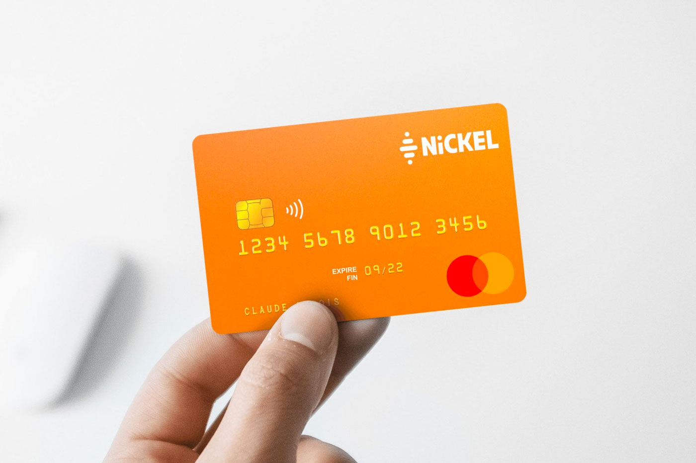 """Nickel, the promise of a """"bank account without a bank"""""""